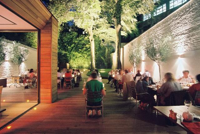 Best off de saison terrasses et jardins bruxelles - Resto terrasse jardin bruxelles nanterre ...