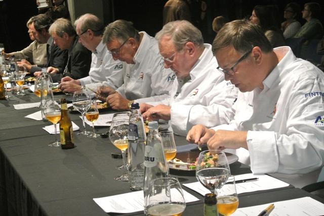 L etoile de la cuisine belge les demi finalistes sont - Etoile de badiane cuisine ...