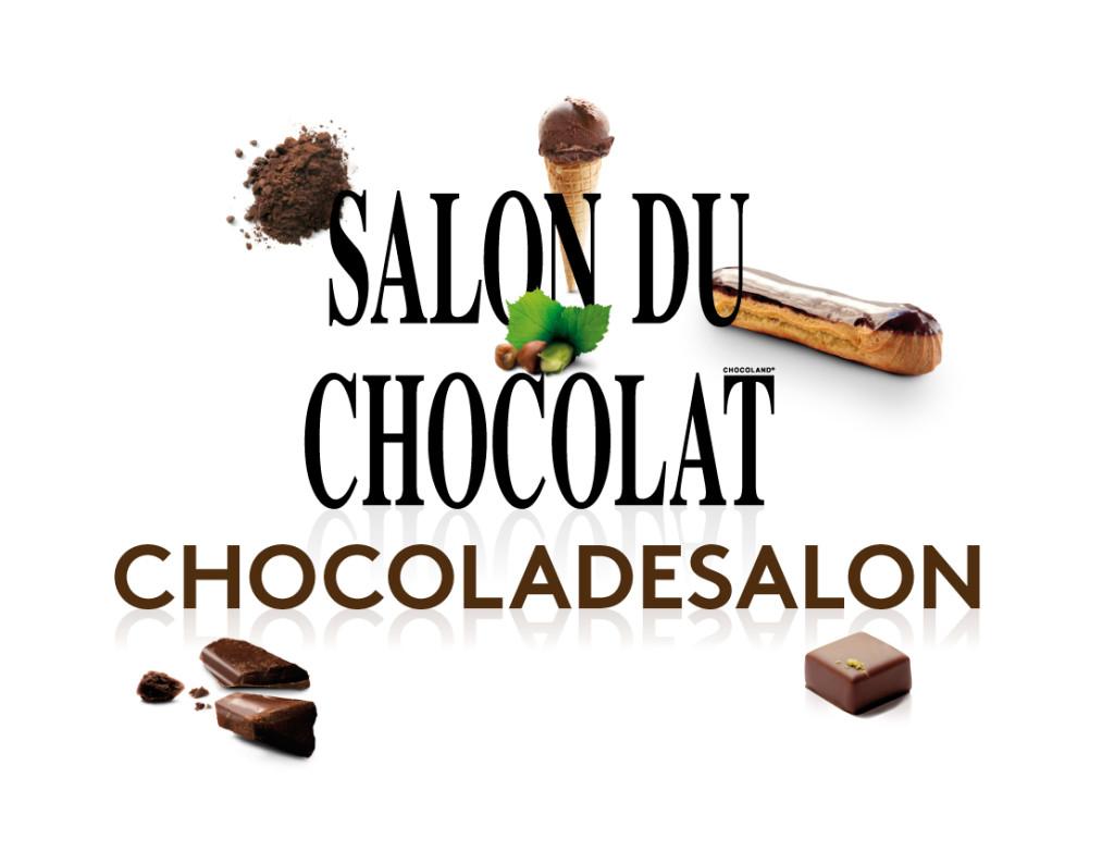 Le salon du chocolat ouvre ses portes ce soir joelle for Salon du ce