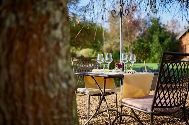 Ce week end on mange au jardin joelle rochette - Jardins ouverts au public ce week end ...