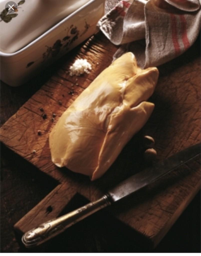 Foie gras-Pierre Burtonboy