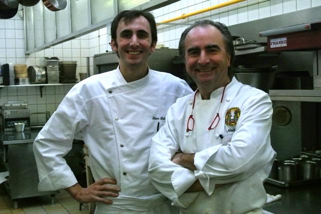 Alain & Olivier Deluc (Photo JR)