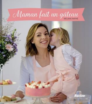 Maman fait un gâteau-cover